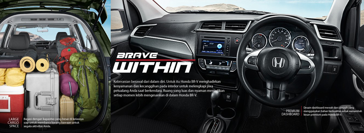 Promo Terbaru Mobil Honda BR-V