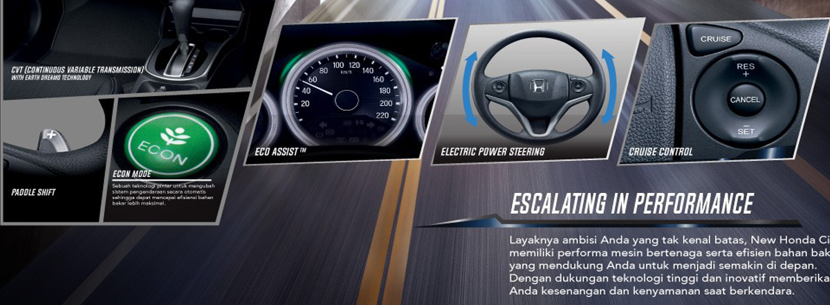 Promo Terbaru Mobil Honda New City