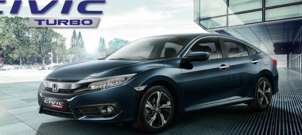 Promo Terbaru Mobil Honda Civic Turbo