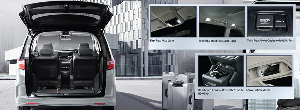 Promo Terbaru Mobil Honda Odyssey