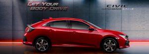 Promo Terbaru Mobil Honda Civic Hatchback