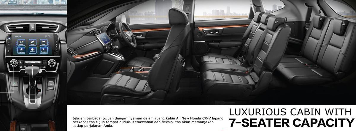 Promo Terbaru Mobil Honda CR-V Turbo