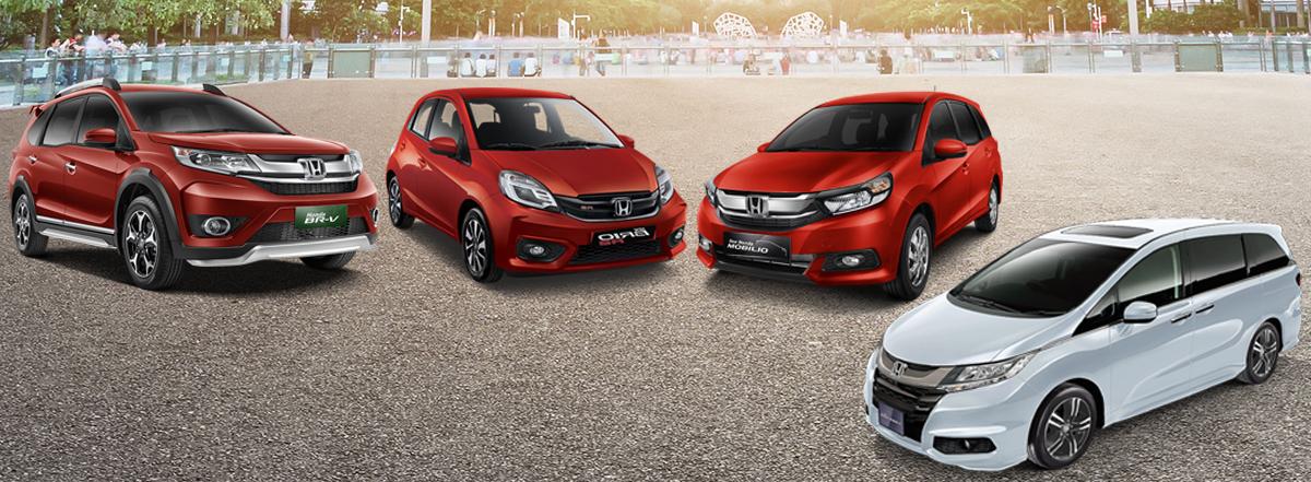Paket Kredit Dealer Honda Prima Harapan Indah