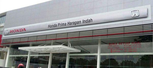 Promo Mobil Honda Harapan Indah