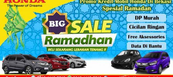 Promo Kredit Mobil Honda Di Bekasi Spesial Ramadan 2018