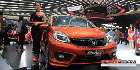 Wajah Baru All New Honda Brio