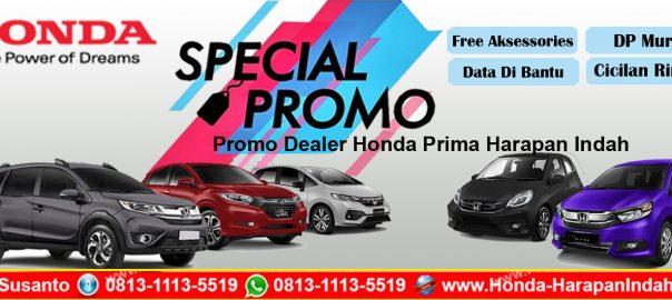 Promo Dealer Honda Prima Harapan Indah - Dealer Honda Prima Harapan Indah