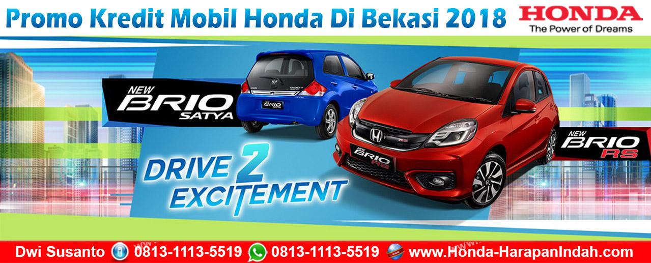 Promo Kredit Mobil Honda Di Bekasi 2018 - Dealer Honda Prima Harapan Indah