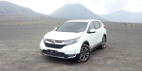 Honda CR-V Laris Manis, Peningkatannya Nyaris 80 Persen