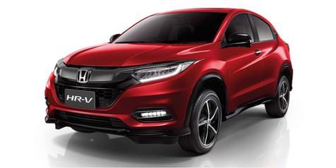 Perubahan Terbaru Honda HR-V Facelift Meluncur di Thailand