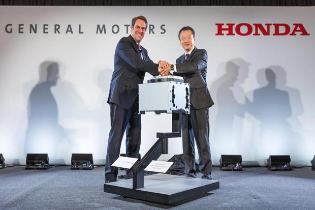 Honda dan General Motors Bergabung Bikin Baterai