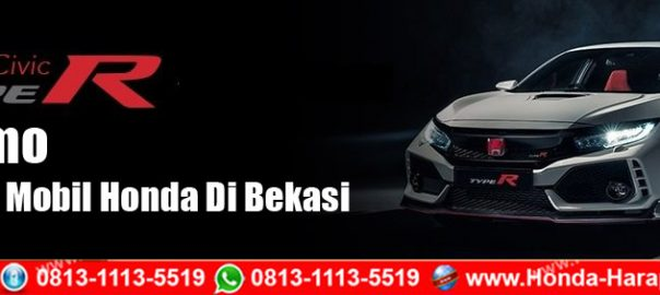 Info Promo Kredit Mobil Honda Di Bekasi - Dealer Honda Prima Harapan Indah